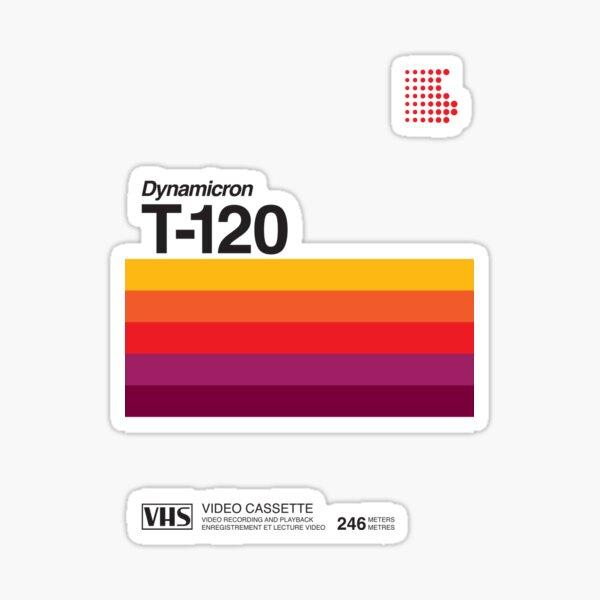 VHS#1 Sticker