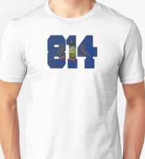 ALWAYS REPPIN' THE 814 Unisex T-Shirt