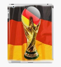 Russia 2018 world cup Germany iPad Case/Skin