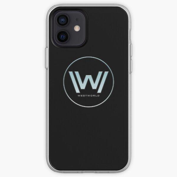 WestWorld Modern Logo iPhone Soft Case