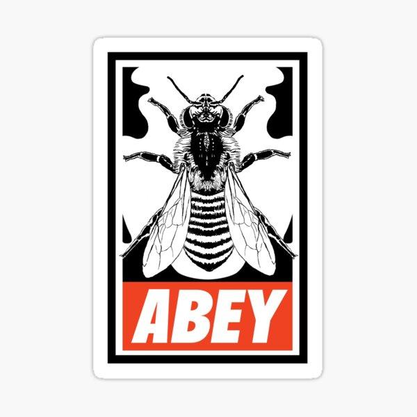 Abey Sticker