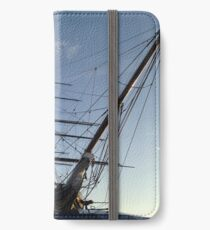 Cutty Sark iPhone Wallet/Case/Skin