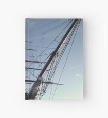 Cutty Sark Hardcover Journal