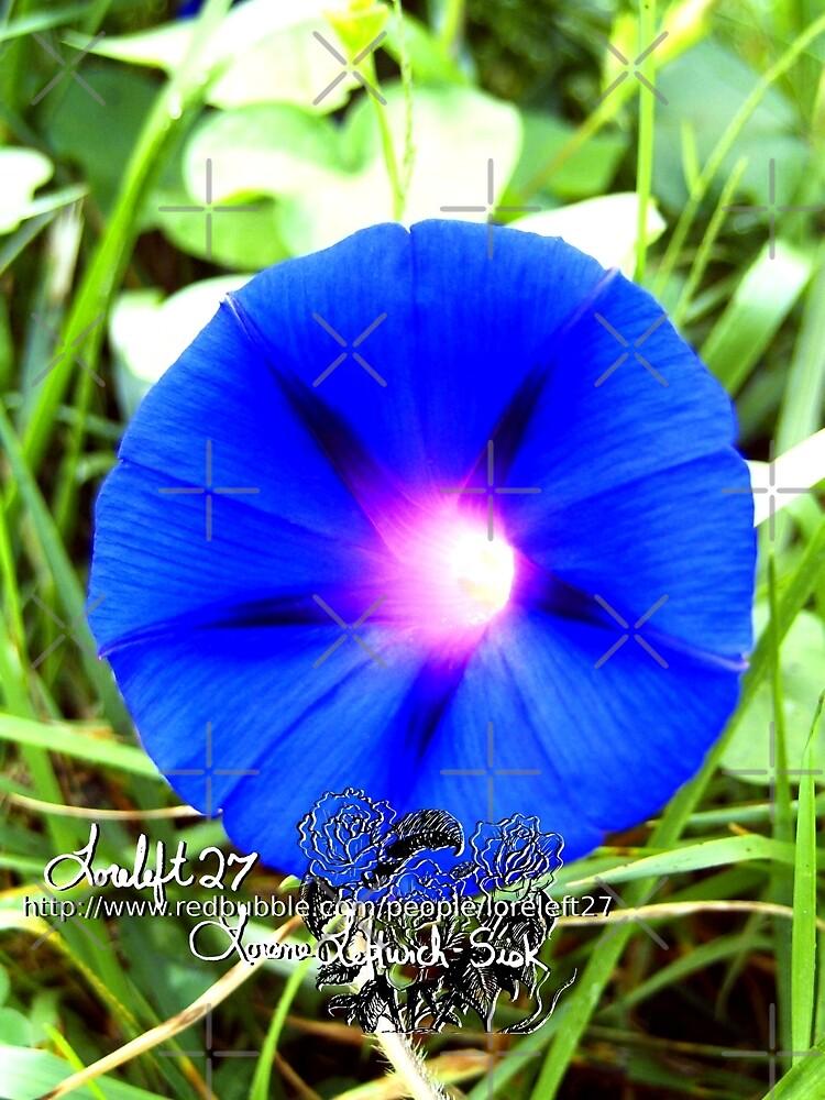 blue  2 by LoreLeft27