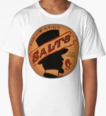 InVIGORating Salts Logo - Bioshock Infinite Long T-Shirt
