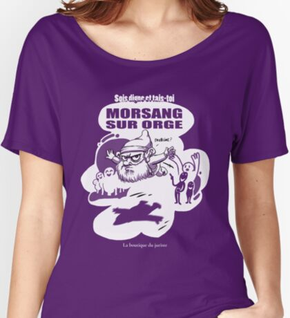 Morsang sur Orge T-shirts coupe relax