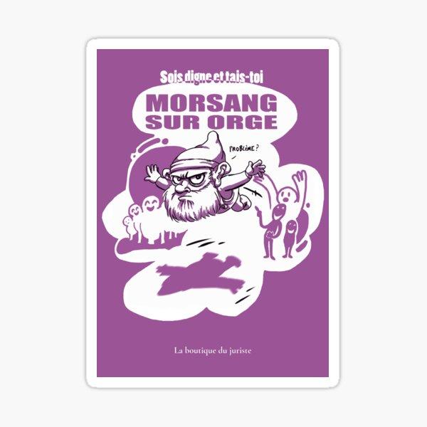 Morsang sur Orge Sticker