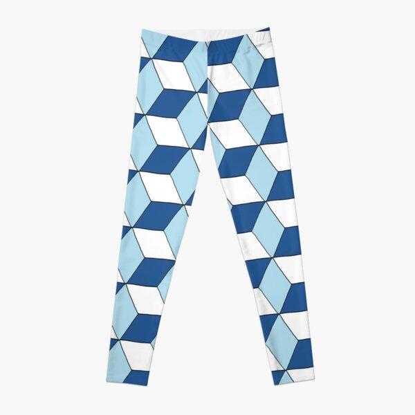 Cubes bleus Legging