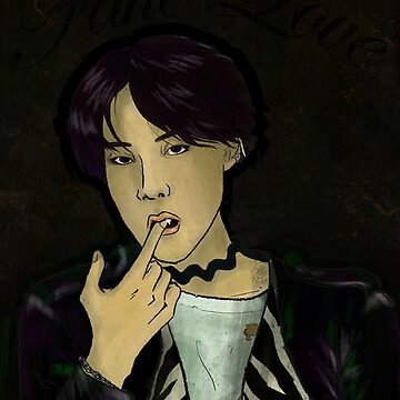Fake Love JHope by -AllieB-