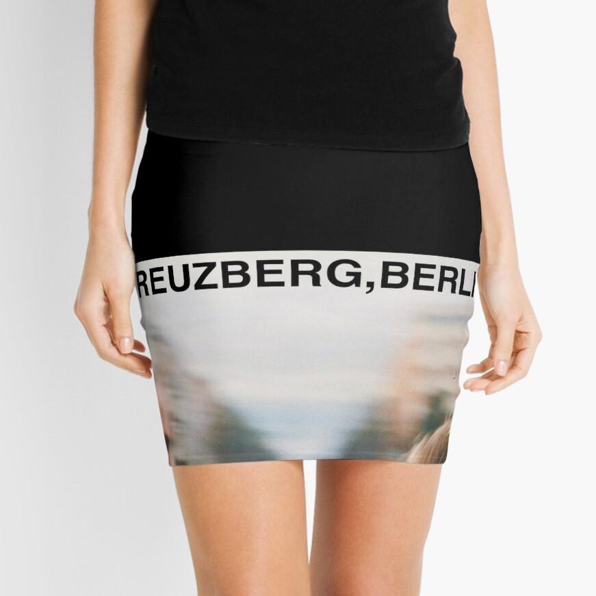 Analog Photo from Kreuzberg,Berlin Mini Skirt