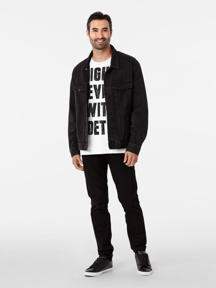 Alternate view of PROTEST - FEWP (BLACK) Premium T-Shirt