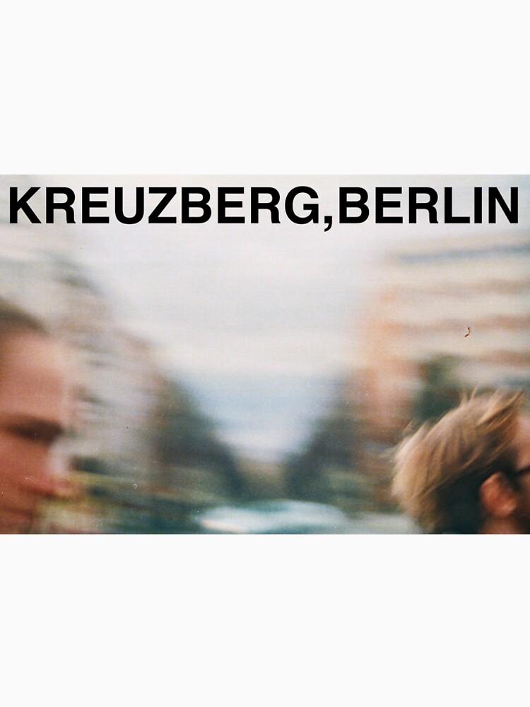 Analog Photo from Kreuzberg,Berlin by xd3ctrl1zed