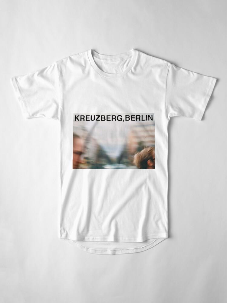 Alternate view of Analog Photo from Kreuzberg,Berlin Long T-Shirt