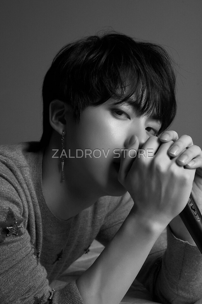 BTS - LOVE YOURSELF 轉 'Tear' Concept Photo 'O' Version by ZALDROV STORE