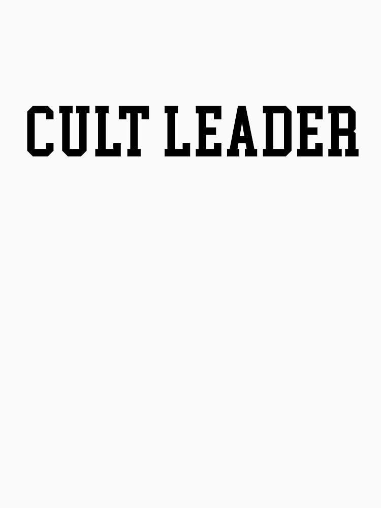 Cult Leader by TrendJunky