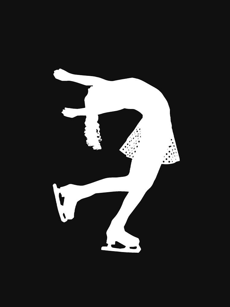 figure skater by NovaPaint