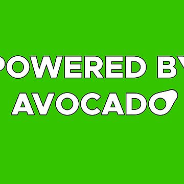 Powered by avocado by Oxshop