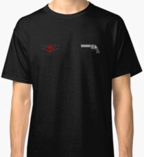 Gun N' Rose StreetStyle Classic T-Shirt