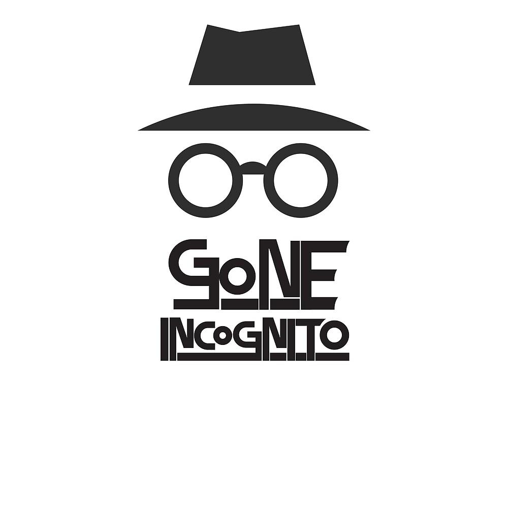 Incognito Mode by blind-designer