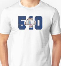 ALWAYS REPPIN' THE 540 Unisex T-Shirt