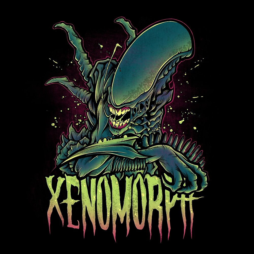 Beware the Xenomorph by Fearcheck