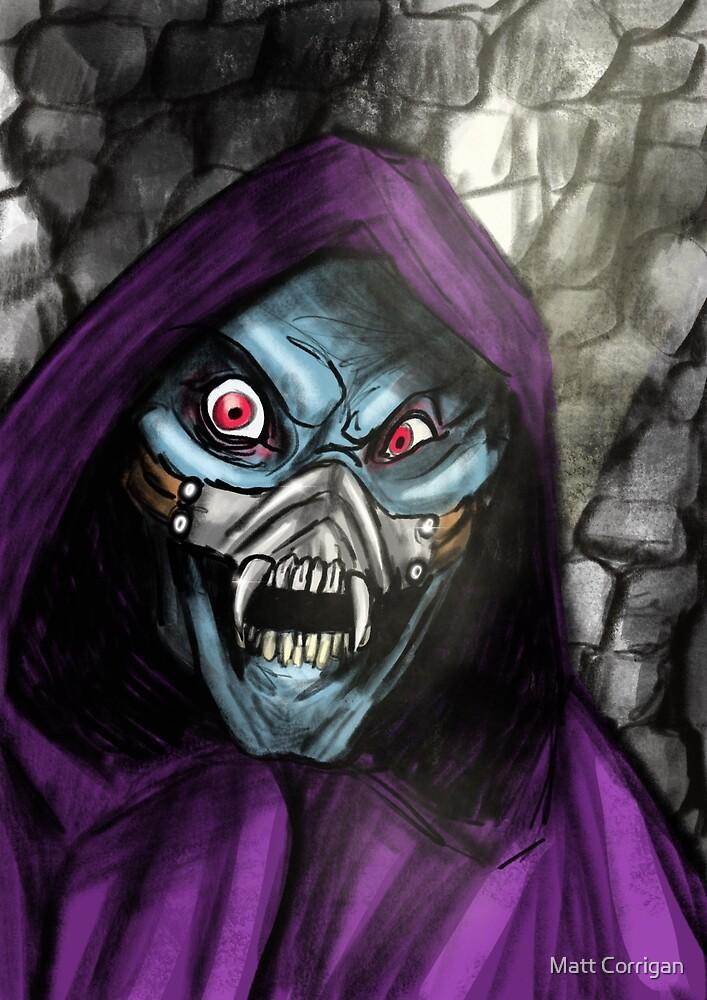 The Necromancer 1 by Matt Corrigan