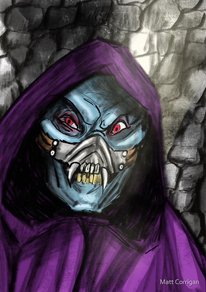 The Necroman 2 by Matt Corrigan