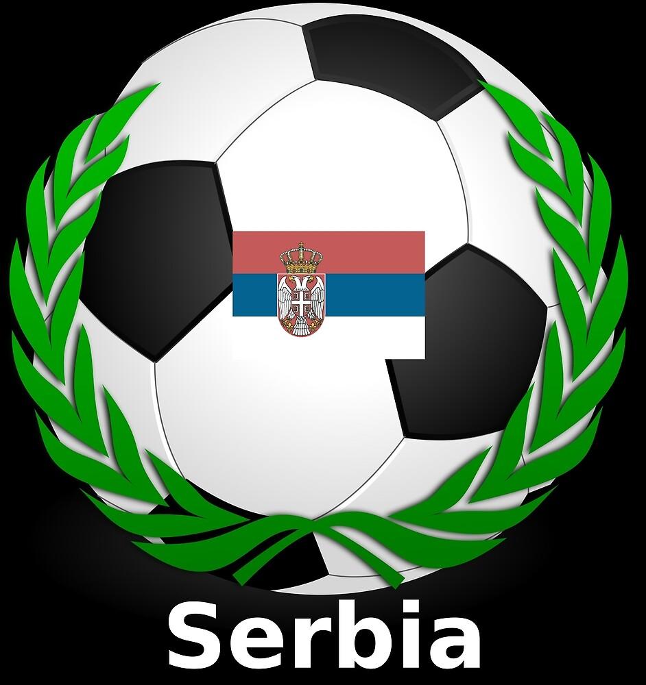 Soccer Serbia 2018 by FabianBendun