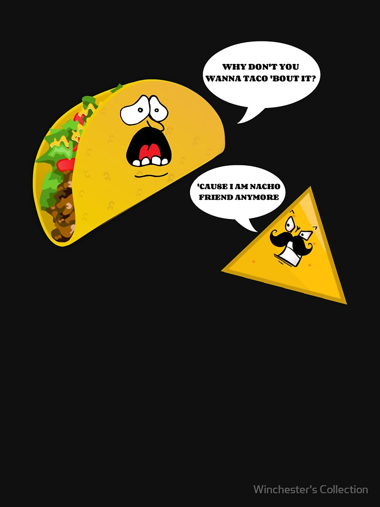 Talking Mexican Food by TheWaW
