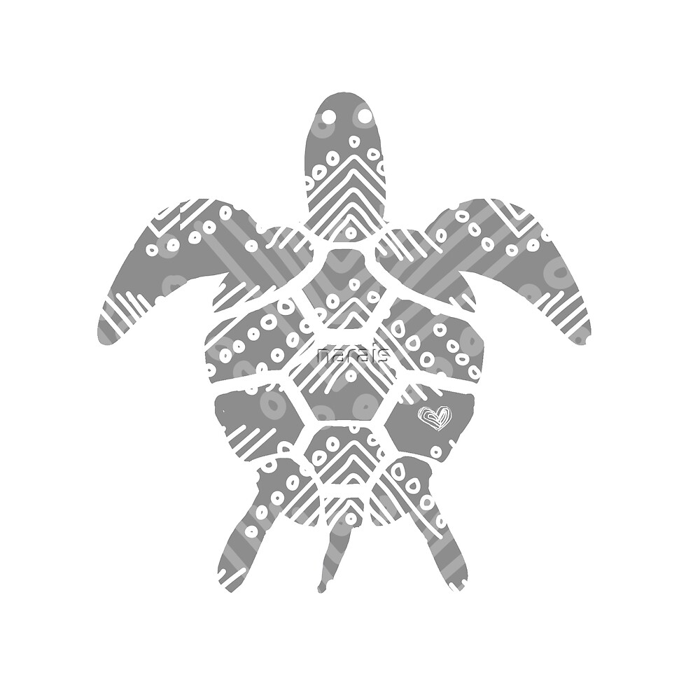 turtle by narais