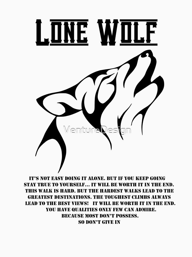 Lone Wolf  by VentureDesign