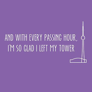 So Glad I Left My Tower - Toronto by ShoeboxMemories