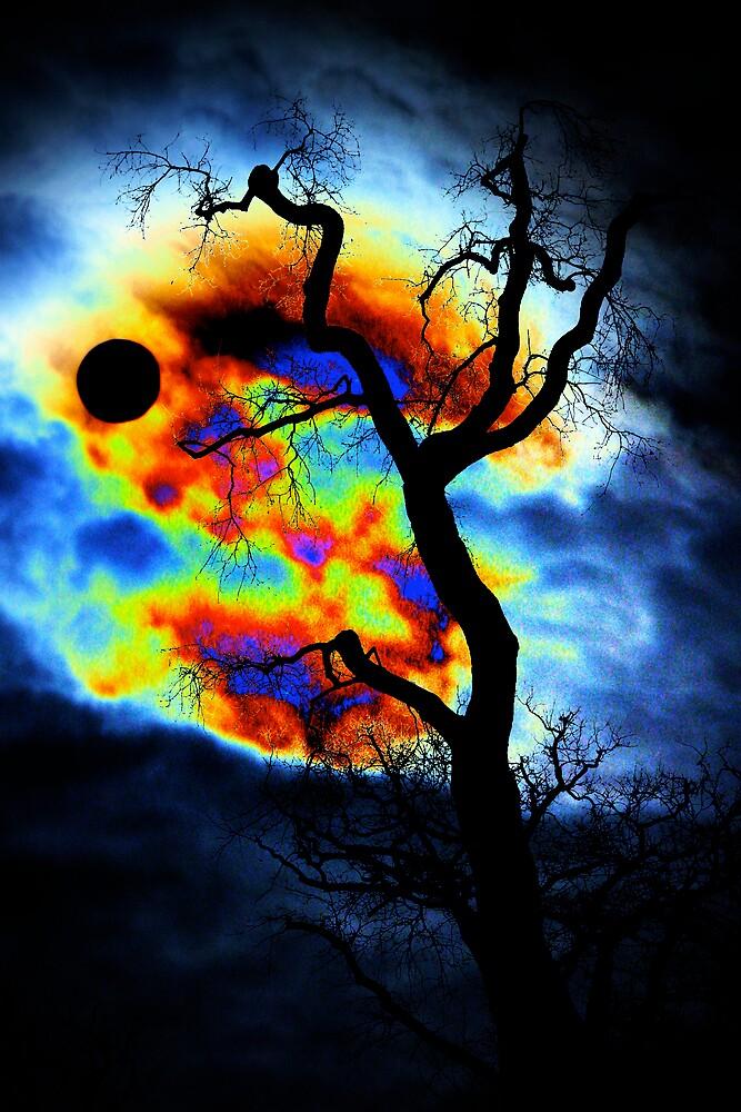Angry skies / Wuetender Himmel by Jan Braun