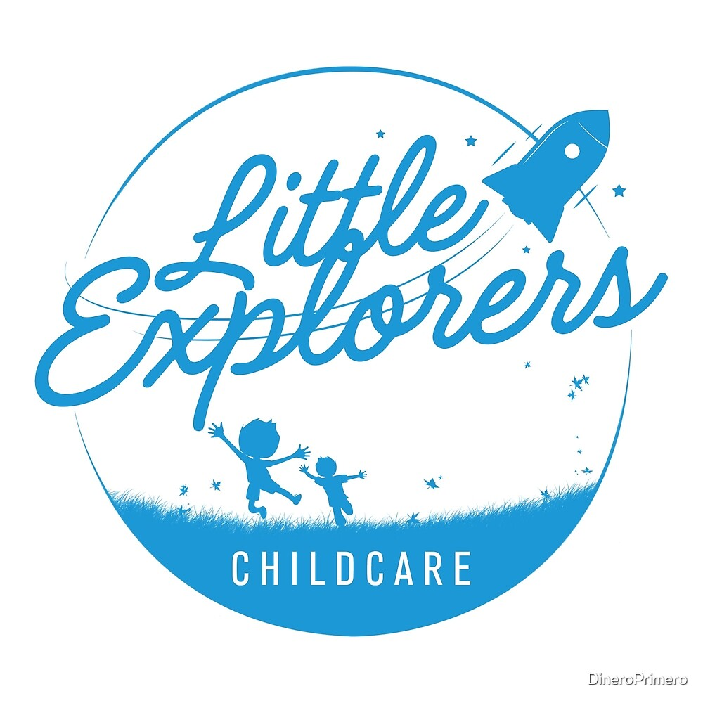 Little Explorers (Blue) by DineroPrimero