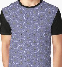Mauve T-shirt graphique