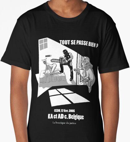 KA & AD T-shirt long