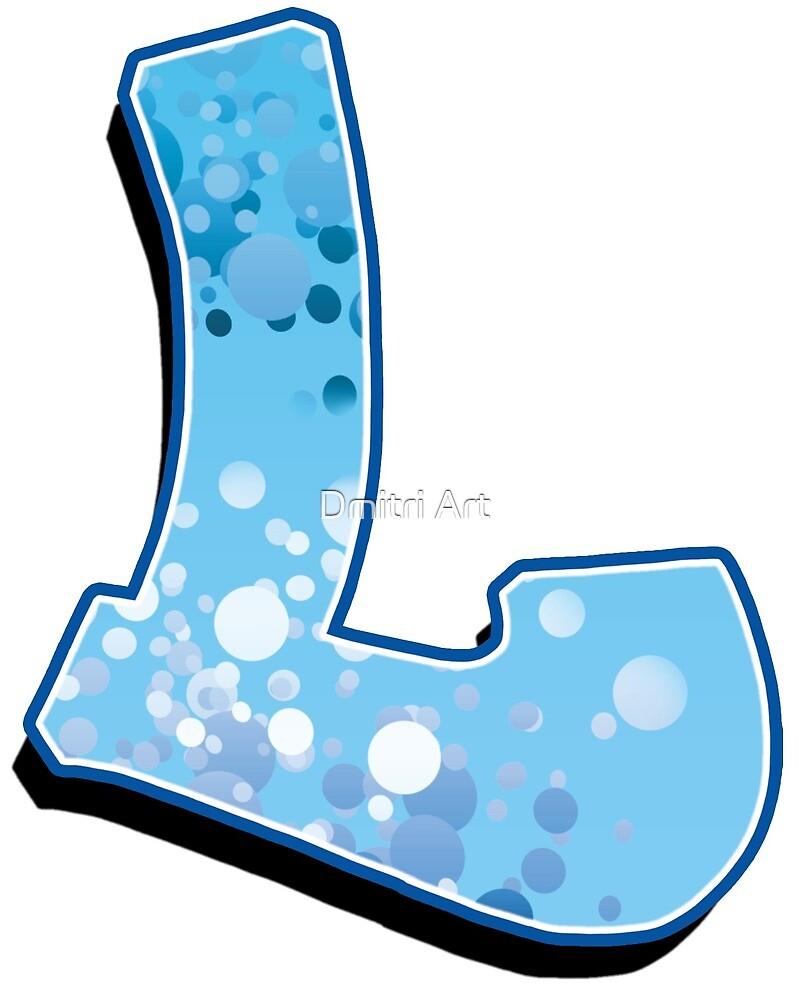 L - bubbles by paintcave