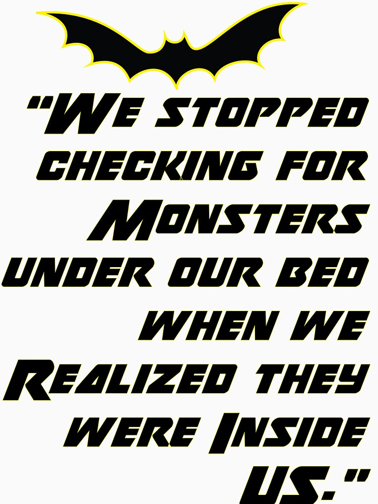 Monsters Under our Bed by techdave