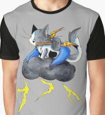 Thunderous Thursday Graphic T-Shirt