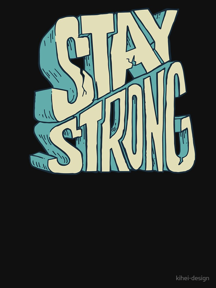 Strong by kihei-design
