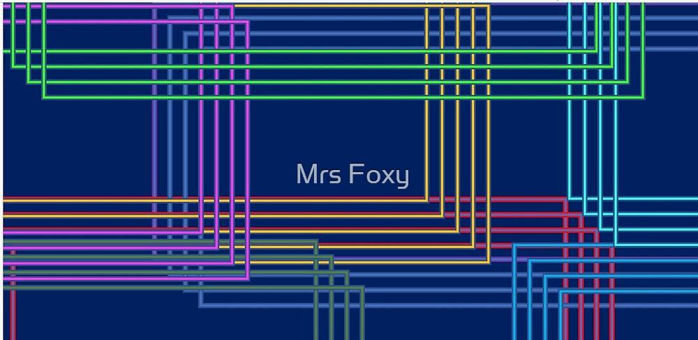 Neon Lights by Mrs Foxy