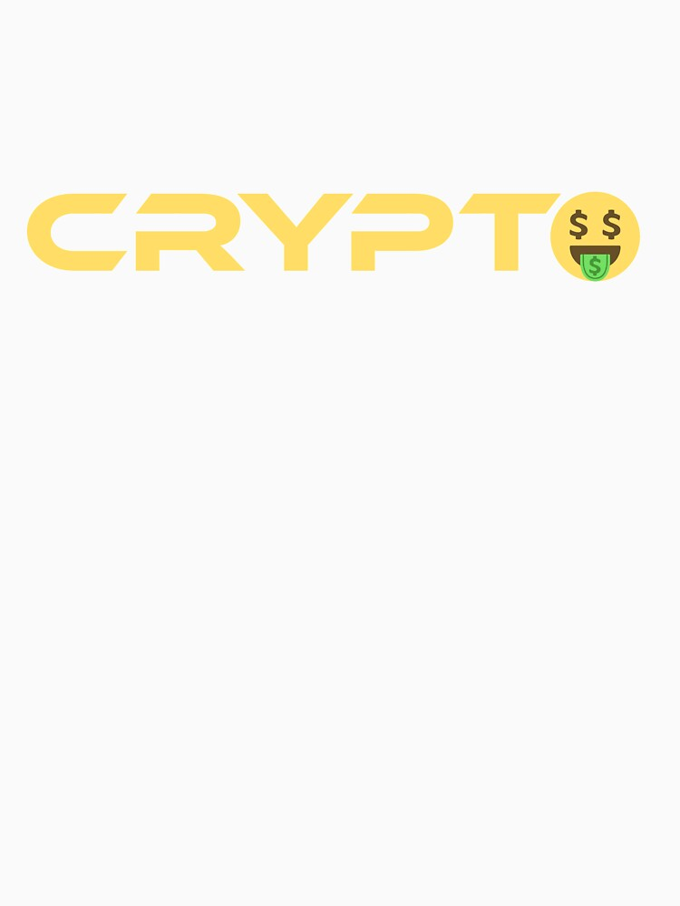 CRYPTO by BoShirts