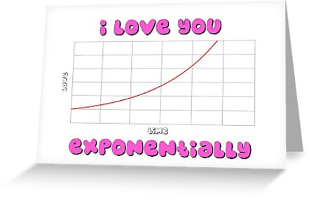 I Love You Exponentially by Swifty118247