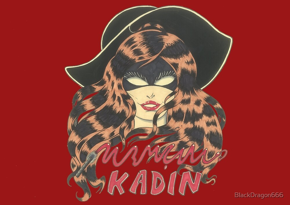 Woman With A Whip by BlackDragon666