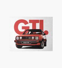 GTI Art Board