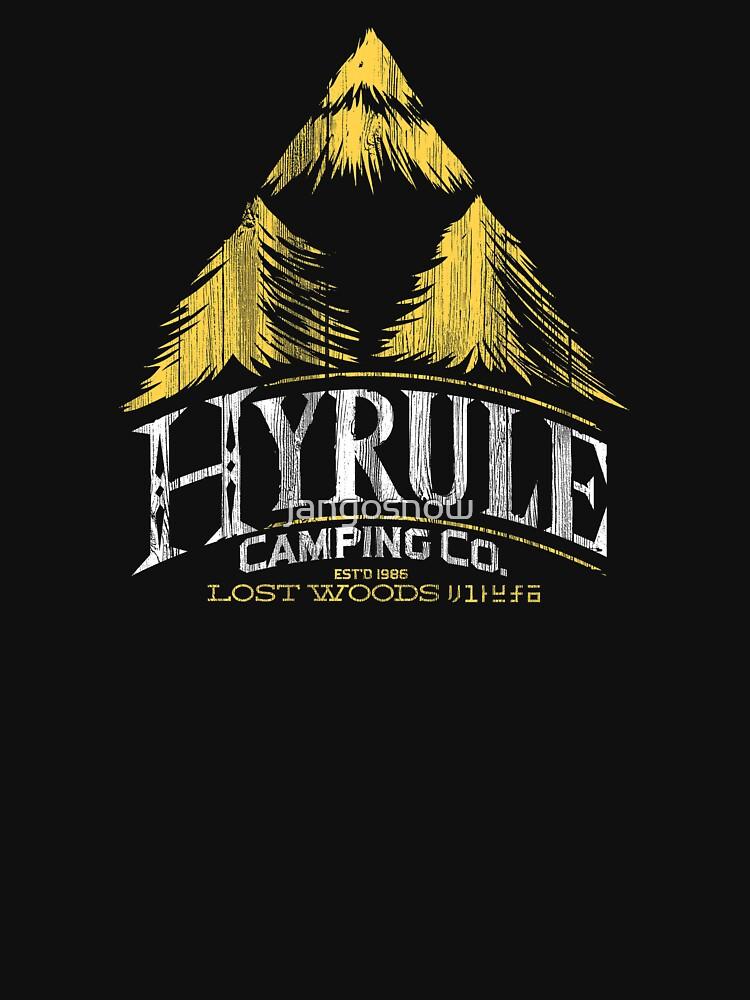 Hyrule Camping Company by jangosnow