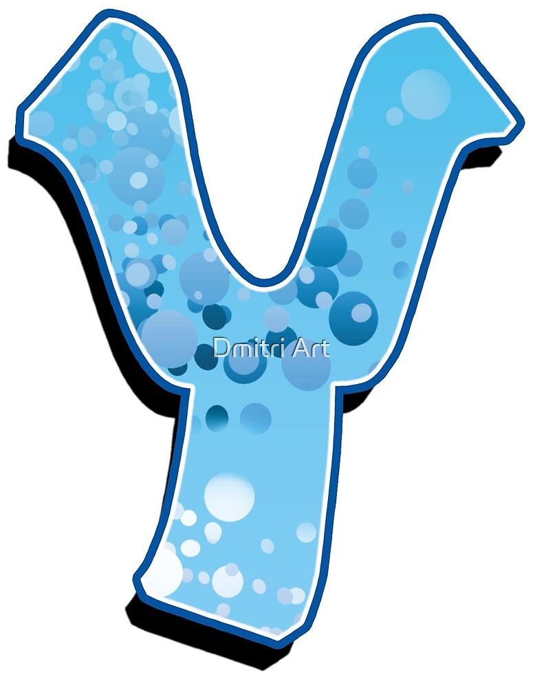 Y - bubbles by paintcave