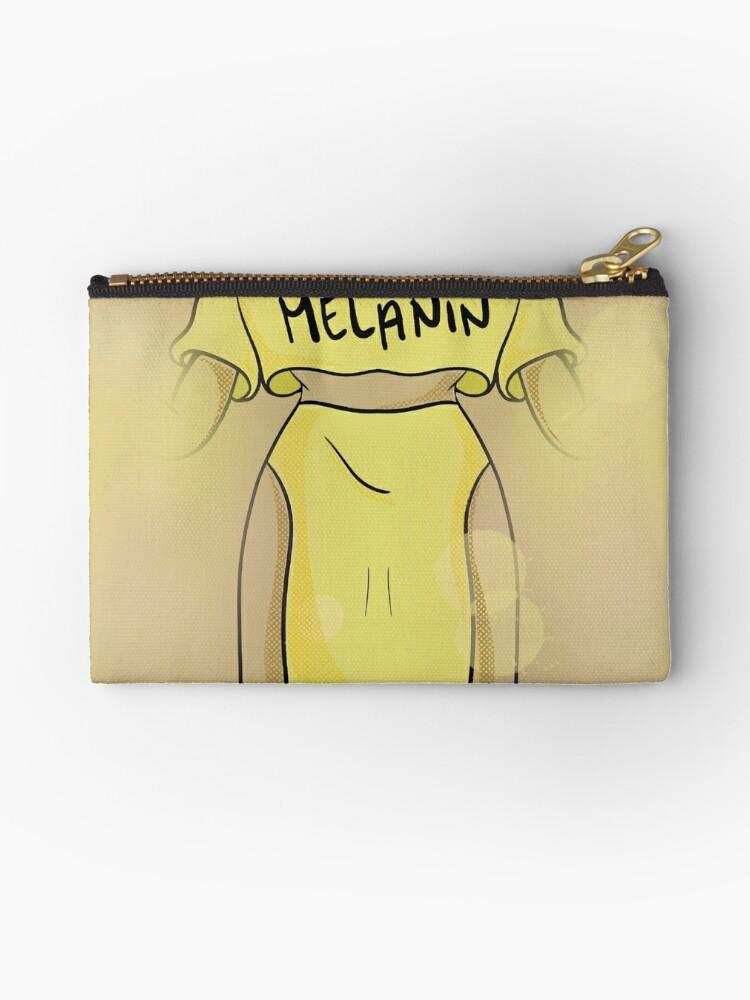 Melanin by LucidLuna