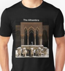 Alhambra, Granada, Spain Unisex T-Shirt