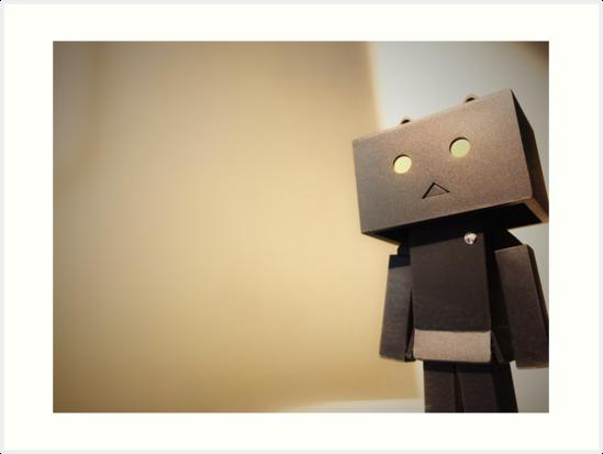 Square friend by Maridac